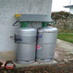 Figura 8 Ejemplo de combustible gaseoso