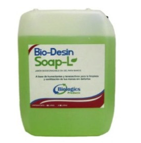 Fig 7. Jabón Biodegradable.