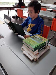 Visita Biblioteca José Vasconcelos