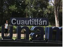 Figura 2. Visita Biblioteca Fes Cuautitlán