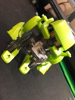 Robot terminado